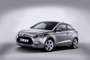 Hyundai i20 Coupe introduced