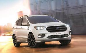 Ford Kuga ST-Line available to order 1st September