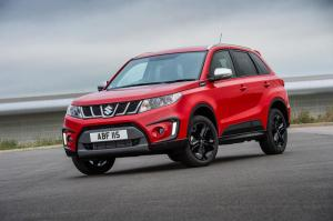 New Suzuki Vitara S model gets turbo Boosterjet engine