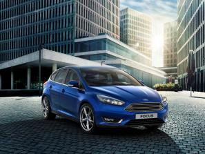 2015 Ford Focus priced from £13,995
