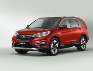 2015 Honda CR-V to introduce world's first predictive cruise control