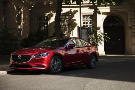 2018 Mazda6 unveiled at LA Motor Show
