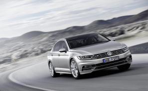 2015 VW Passat unveiled in Potsdam