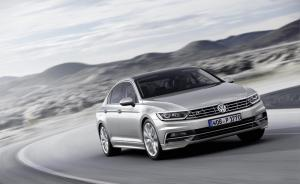 2015 VW Passat unveiled in Potsdam