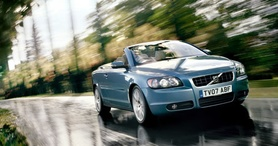 Volvo C70 now with 2.0-litre turbo-diesel