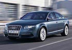 Audi S6 quattro V10 FSI
