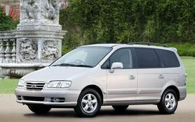 Hyundai Trajet SE introduced