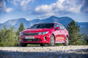 Kia Optima Sportswagon arrives 15 Sept, priced from £22,295