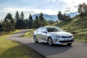 Kia Optima PHEV plug-in hybrid available now from £31,495