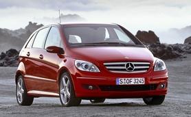 The new Mercedes-Benz B-Class