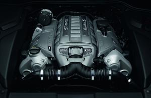 The new 550 hp Porsche Cayenne Turbo S