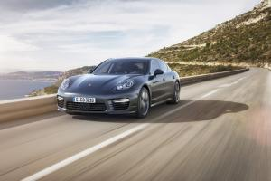 Porsche Panamera Turbo S enhanced, now with 570bhp