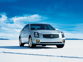 Cadillac coming to the UK?