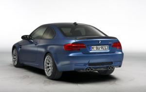 The new BMW M3 Coupe Competition Package