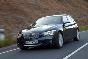 The new 2011 BMW 1-Series