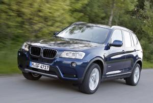 The new BMW X3 sDrive18d