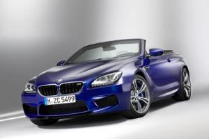 The new BMW M6 Coupe and M6 Convertible