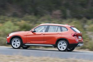 The 2012 BMW X1