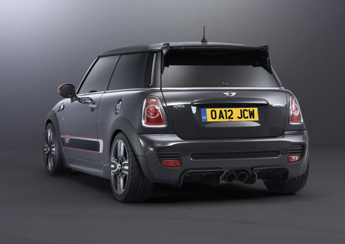 The Mini John Cooper Works GP