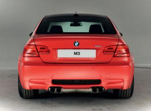 The new BMW M3 Performance Edition