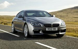 The new BMW 6 Series Gran Coupe