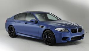 The new BMW M5 M Performance Edition