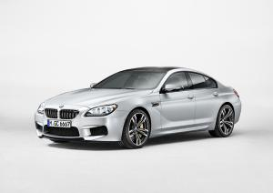 The new BMW M6 Gran Coupe, on sale from 25 May 2013 priced from £97,490