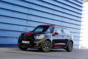 The new MINI John Cooper Works Paceman