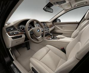 2014 BMW 5-Series Saloon