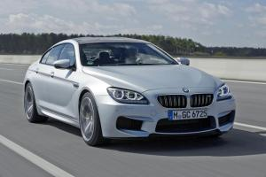 The new 2014 BMW M6 Gran Coupe