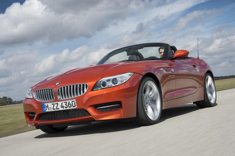 The new 2014 BMW Z4