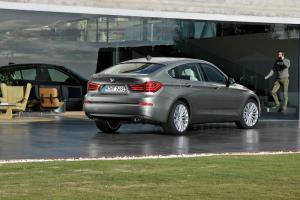 2014 BMW 5-Series Gran Turismo
