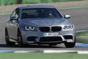 BMW M5 and M6 575hp Competition Package models launched