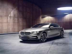 The BMW Pininfarina Gran Lusso Coupe