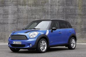 Mini Cooper Countryman, Paceman now available with all-wheel drive