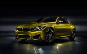 BMW M4 concept revealed