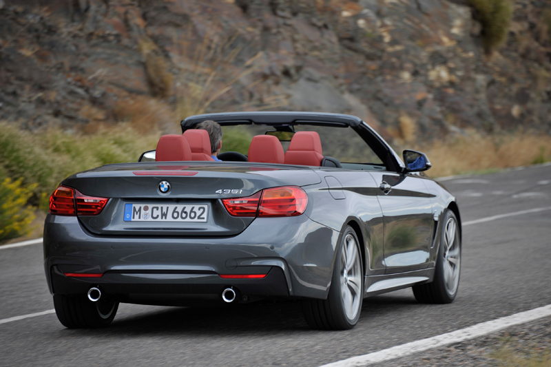 Bmw 4 Series Convertible Details And Prices News