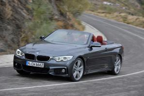 BMW 4 Series Convertible details and prices