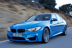 New 2014 BMW M3 and M4 Coupe revealed
