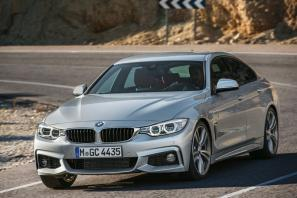 New BMW 4 Series Gran Coupe unveiled