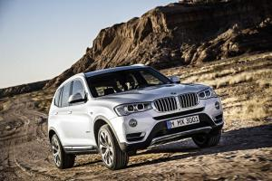 BMW X3 facelifted for 2014, gains revised engines