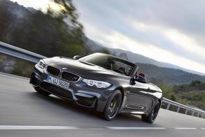 BMW M4 Convertible on sale September from £60,730