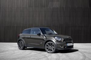 Revised Mini Paceman revealed in Beijing