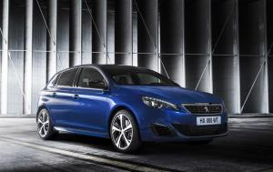 Peugeot 308 GT introduced