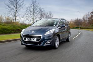 Peugeot 5008 restyled for 2014