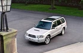 Subaru Forester 2.0 XT-23