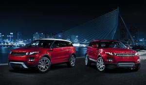 Official photos of new five-door Range Rover Evoque