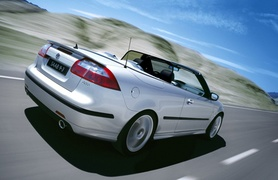 Saab 9-3 Convertible Wind Deflector on special offer at £349.95