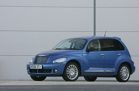 Chrysler PT Cruiser Pacific Coast Highway and Grand Voyager Signature