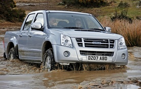 2007 Isuzu Rodeo
